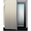 iPad 2 black beige cover-128