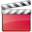 Red Movie Icon