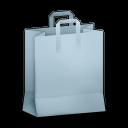 Paperbag Blue-128
