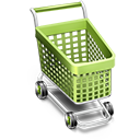 Shopping Cart 3D-128