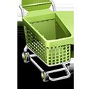 Shopping Cart 3D-128