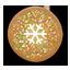 Christmas Snow Cookie-64