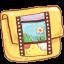 Folder Film icon