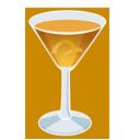 Manhattan Dry cocktail