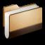 Library Brown Folder-64