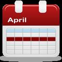 Calendar Selection Week-128
