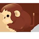 Monkey zodiac-128