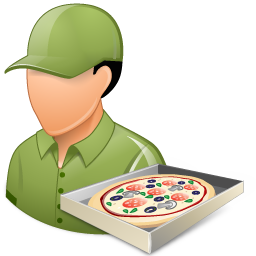 Pizzadeliveryman Male Light