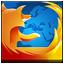 Firefox square Icon