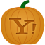 Yahoo Pumpkin Icon