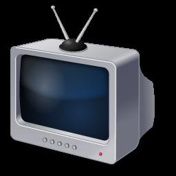 TV Set Retro