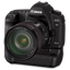 Canon 5D side bg Icon