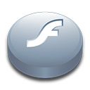 Macromedia Flash Player puck-128