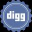 Digg Vintage icon