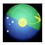 Flag of Christmas Islands icon