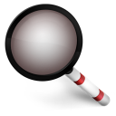 Magnifier red-128
