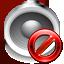 Kmix Docked Mute icon