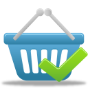 Shopping basket accept-128