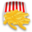 French fries-128