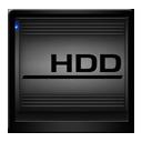 Black HDD-128