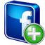 Facebook Add icon