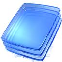 Blue Glass-128