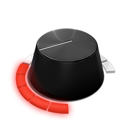 Volume Icon Download Professional Red Icons Iconspedia
