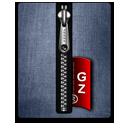 Gz silver blue-128