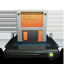 Floppy Drive 3D-128
