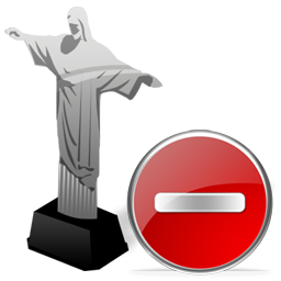 Christ the Redeemer Delete