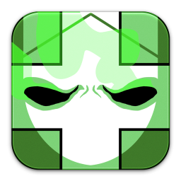 Castle Crashers Green Icon Download Pfui Spinnes Flurry Icons Iconspedia