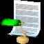 Document Desk Icon
