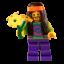 Lego Hippy Icon