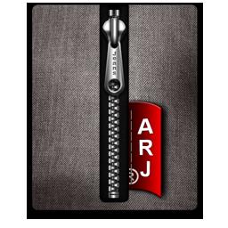 Arj silver black