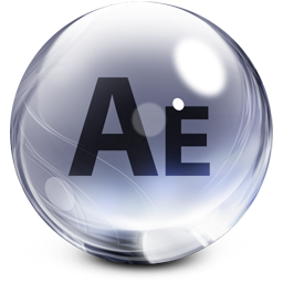 After Effects Glass