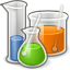Gnome Applications Science icon