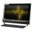 Gold Task Manager Icon