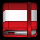 Moleskine Red-128