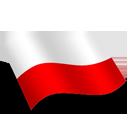 Poland Polska Flag-128