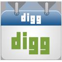 Digg Calendar