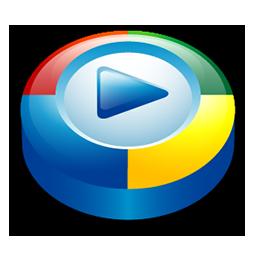 Windows Media Player puck