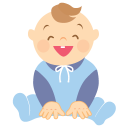 Baby Boy Laughing-128