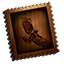 Mail Wooden Icon