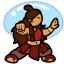 Fire Nation Katara icon