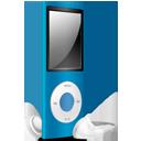 iPod Nano blue off-128