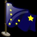 Alaska Flag-128