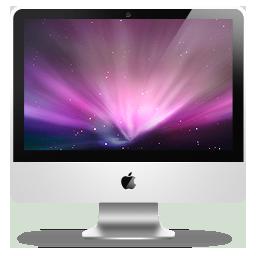 iMac 24 on