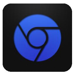 Chrome blueberry