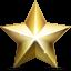 Golden star-64