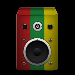 Speaker Reggae